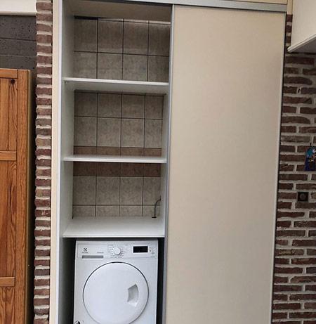 Fabrication et installation de placard à Tourcoing