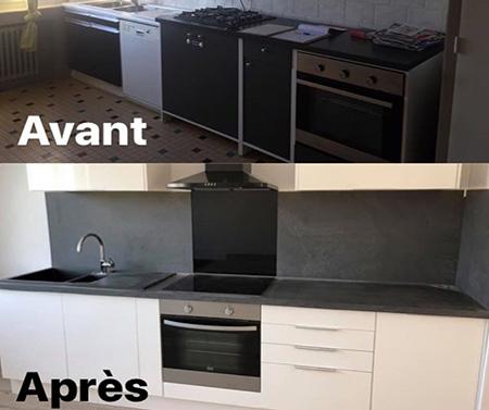 Rénovation et dépannage de cuisine à Tourcoing